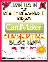 Really Reasonable Ribbon July Blog Hop