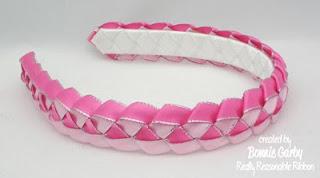 Pretty Pink Headband