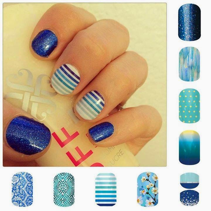 I'm a new Jamberry Nails Consultant!!