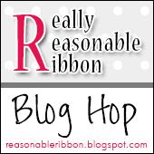 Really Reasonable Ribbon October Blog Hop