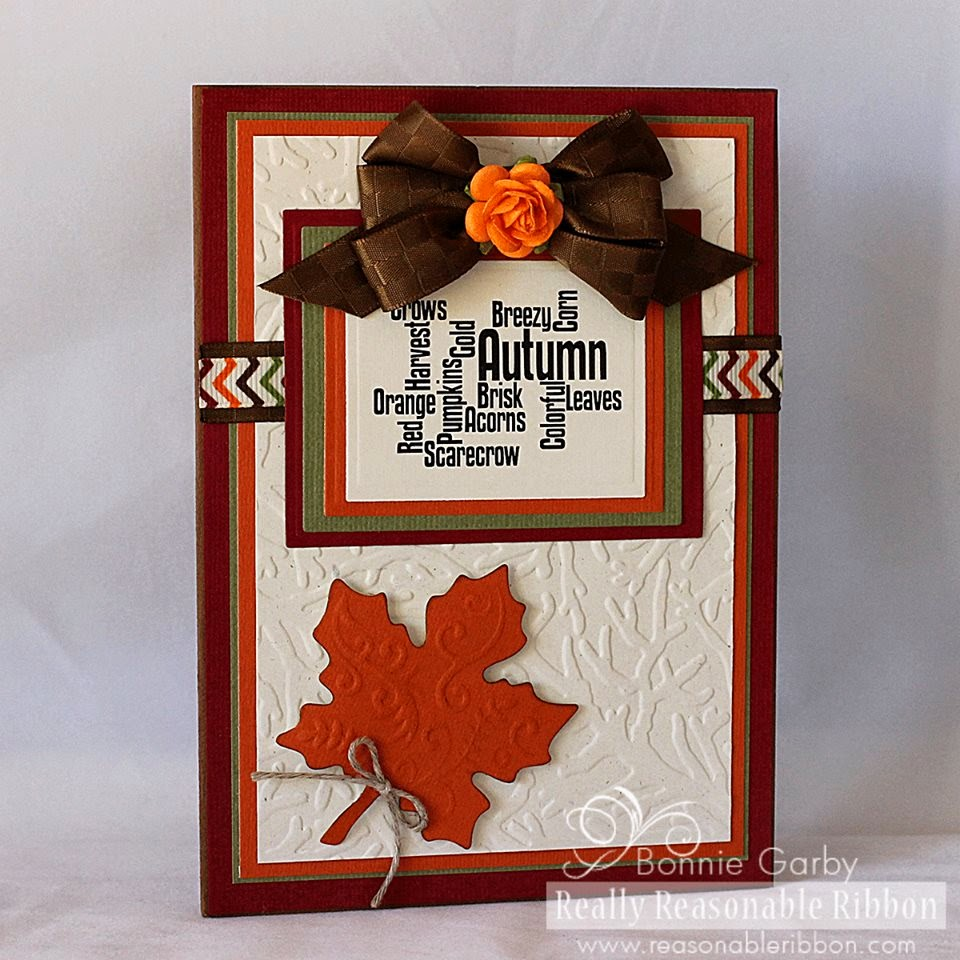 I Love Autumn – PTT Challenge #188 Anything Goes Theme