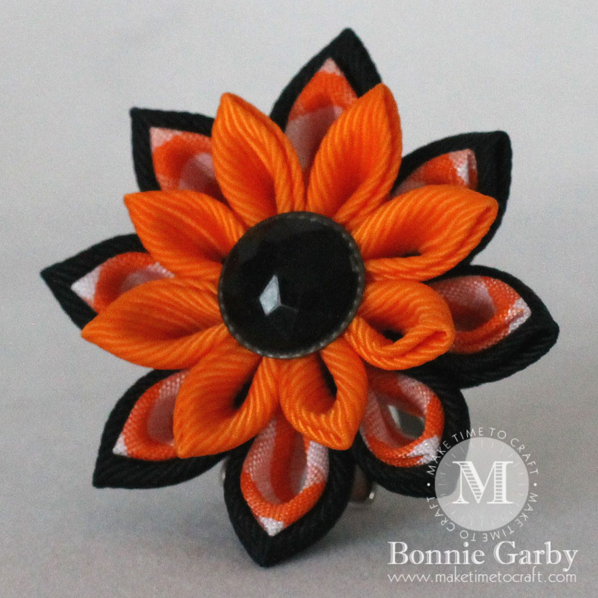 'Orange' You Glad it's Autumn Themed Challenge at Really Reasonable Ribbon