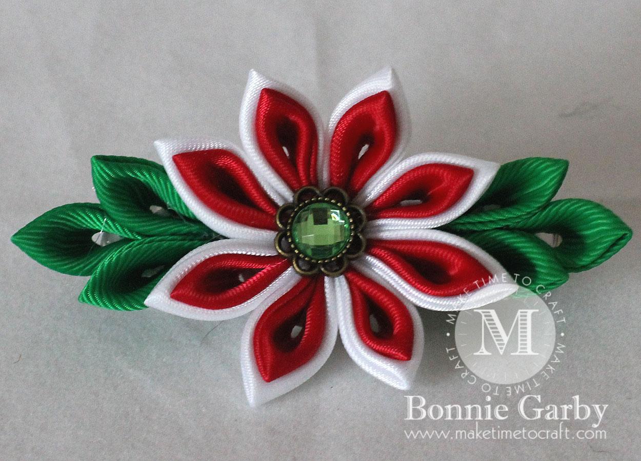 Grosgrain Christmas Ribbon
