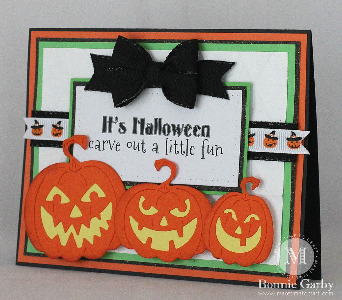 Really Reasonable Ribbon Challenge #150 – Halloween Theme