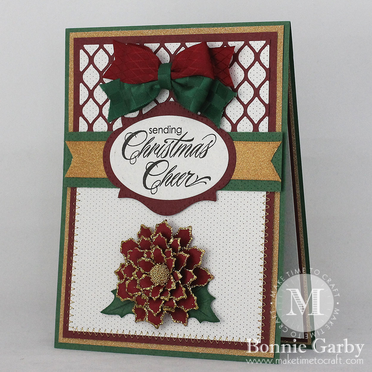 Sending Christmas Cheer Card