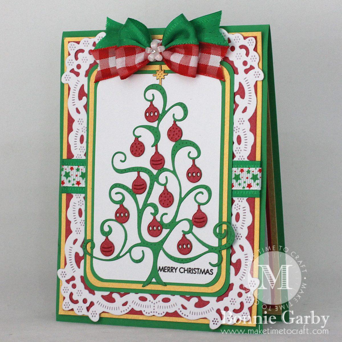 Cheery Lynn Designs Red & Green Challenge Theme