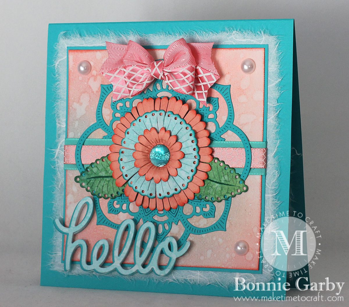 Really Reasonable Ribbon April Blog Hop