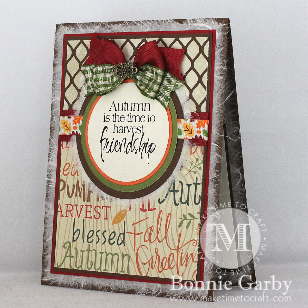 Really Reasonable Ribbon August Blog Hop