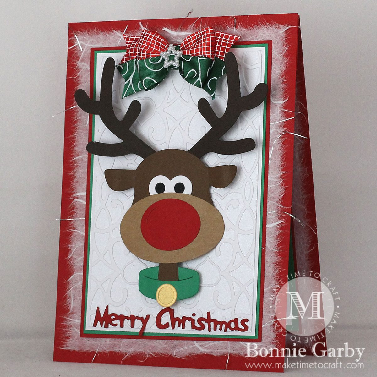 Brad the Reindeer Wishes you a Merry Christmas