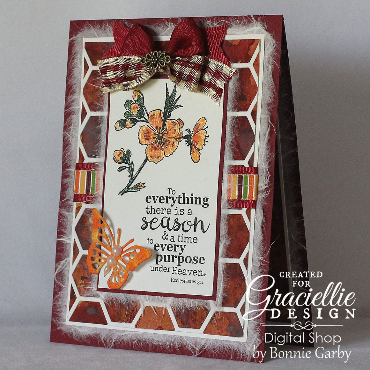 Graciellie Design New Release Blog Hop