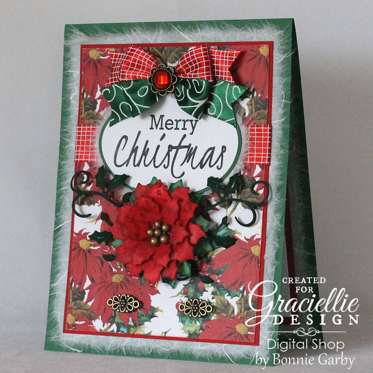 Blog Hopping with Graciellie Design and Really Reasonable Ribbon