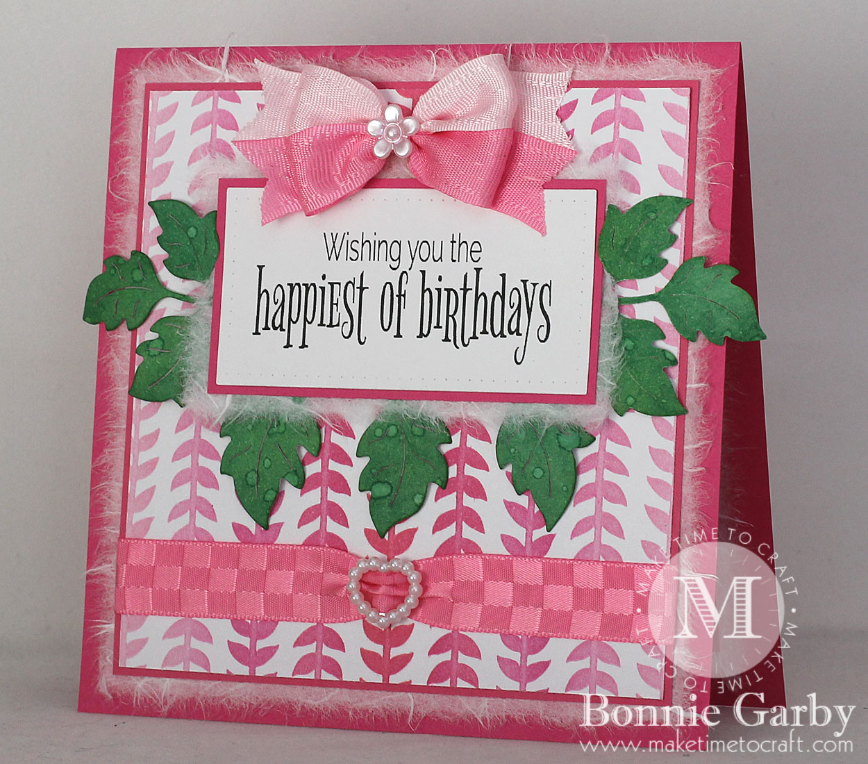 Really Reasonable Ribbon January Blog Hop