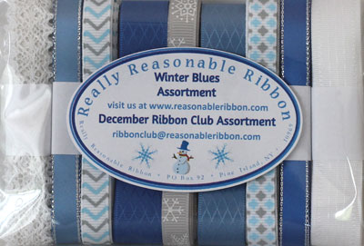 Monthly Ribbon Club Assortment