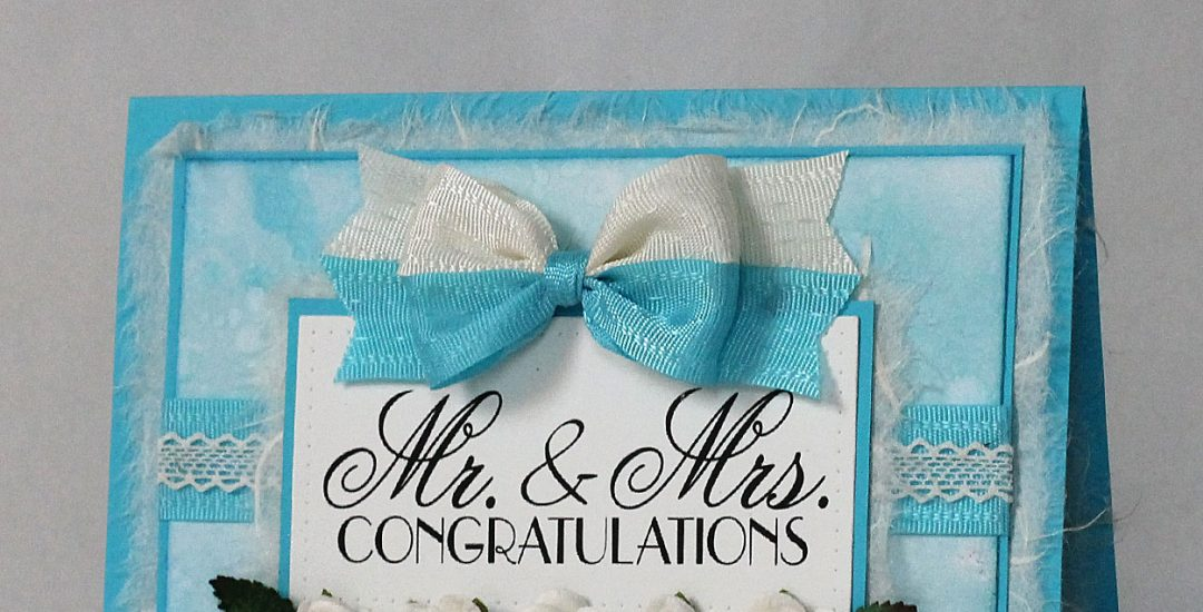 Mr. & Mrs. Congratulations Card