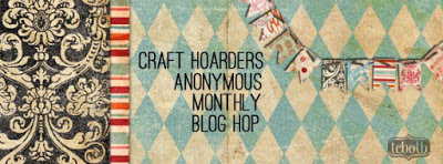 September Blog Hop with Craft Hoarders Anonymous