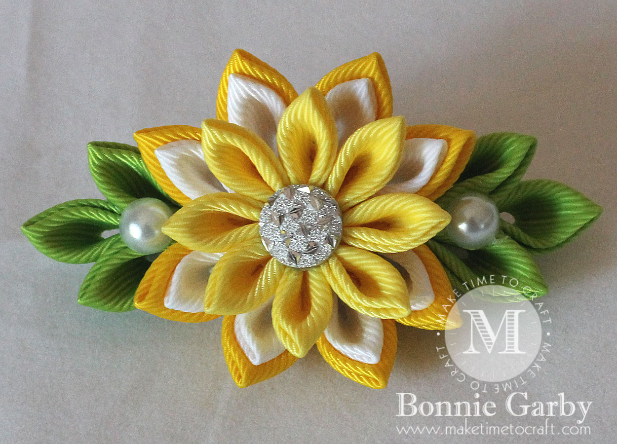 Kanzashi Flower Inspiration