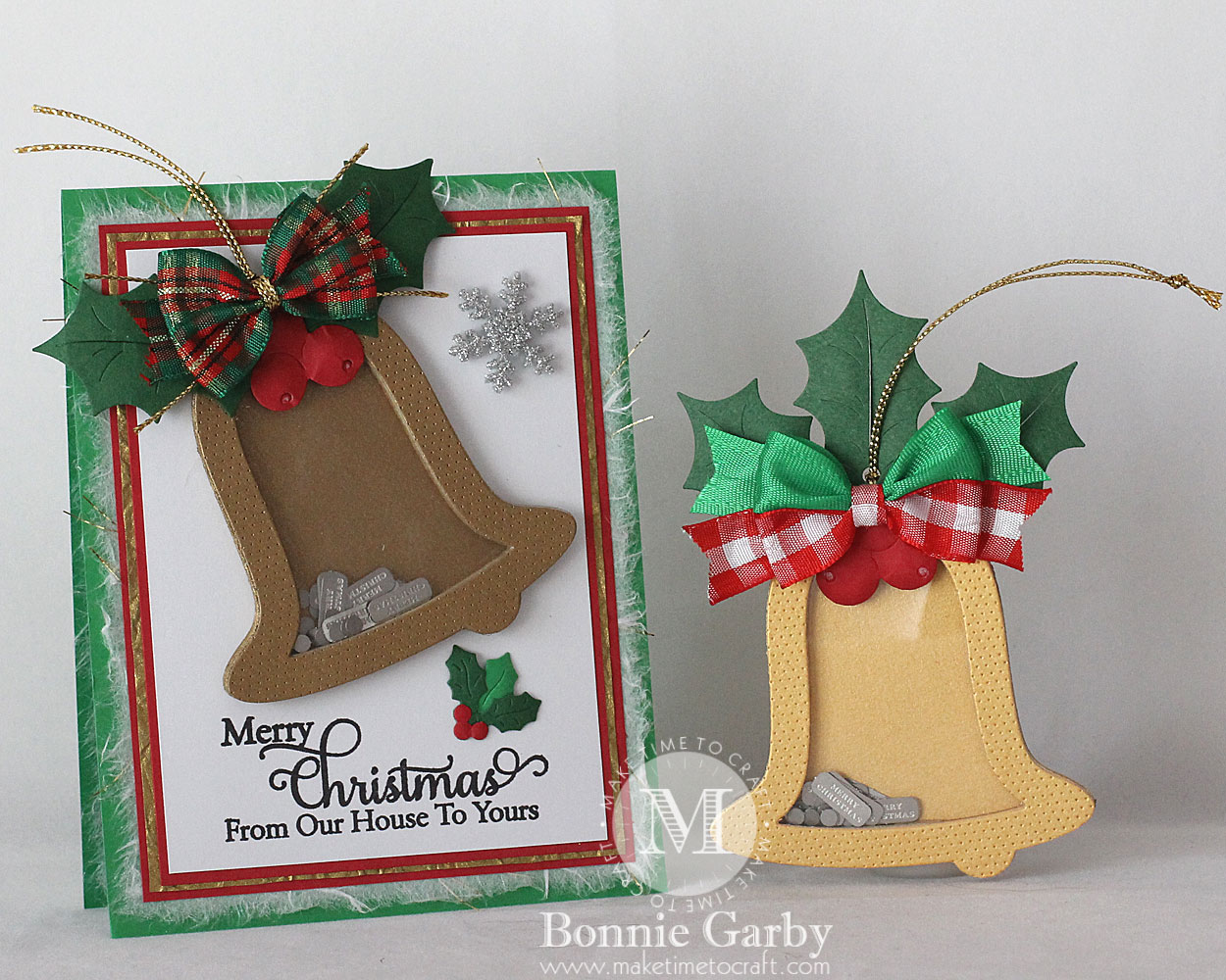 Cheery Lynn Designs Shaker Card Kit New Release Blog Hop