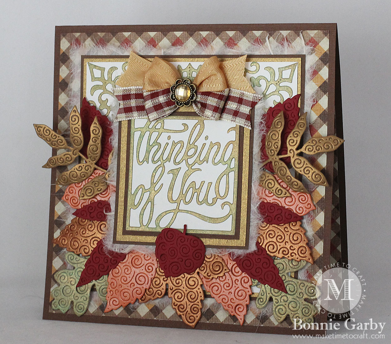 Cheery Lynn Designs Autumn Colors Challenge