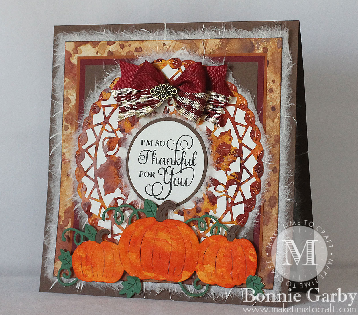 Cheery Lynn Designs Giving Thanks Blog Hop