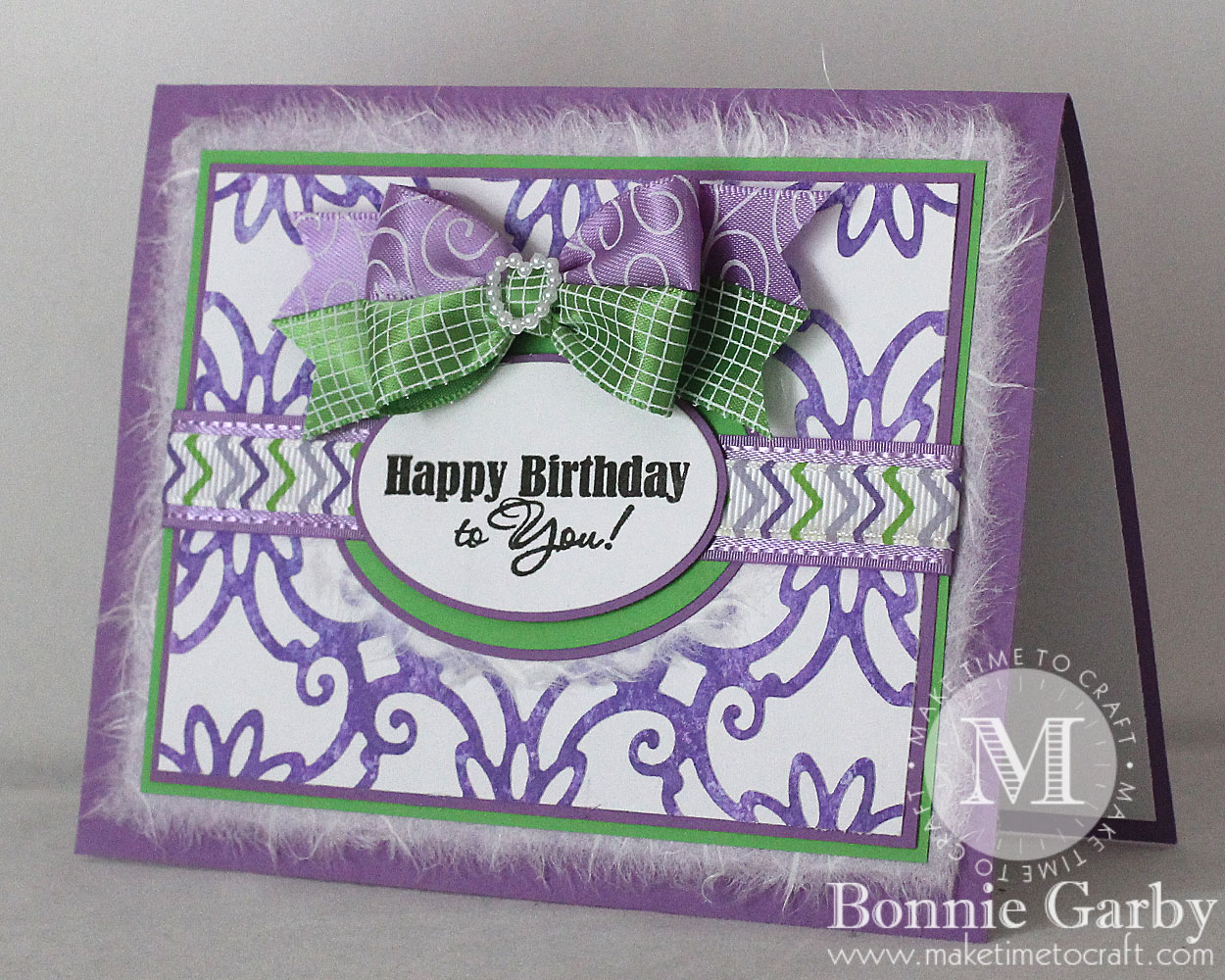 Really Reasonable Ribbon February Blog Hop