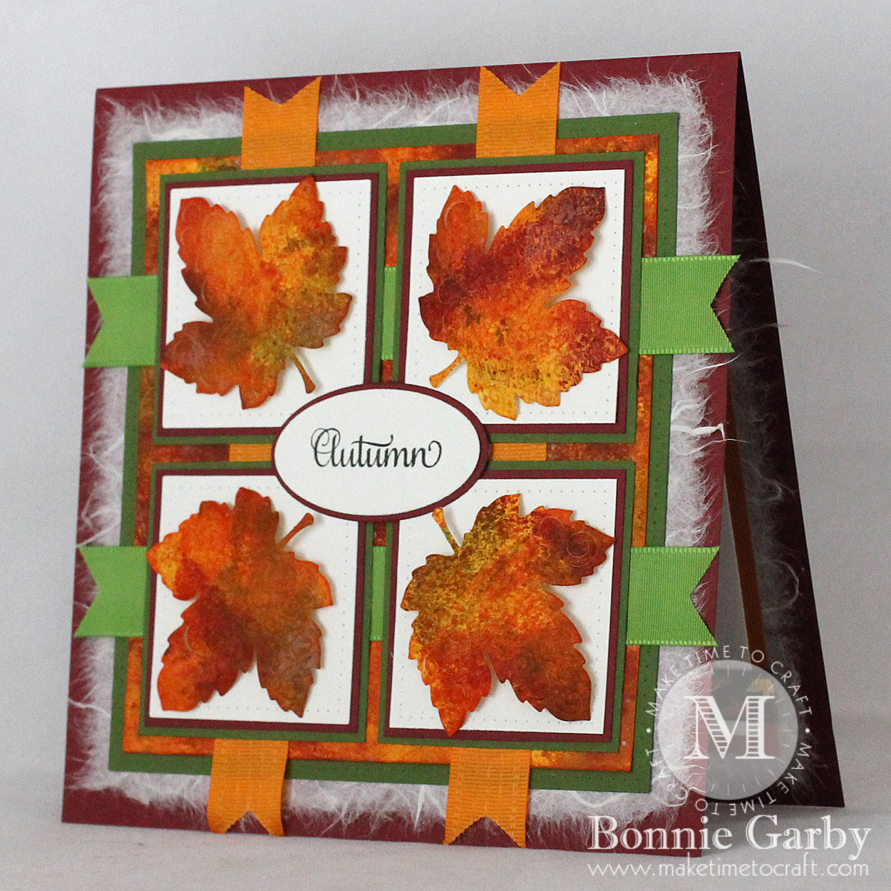 Autumn Note Card