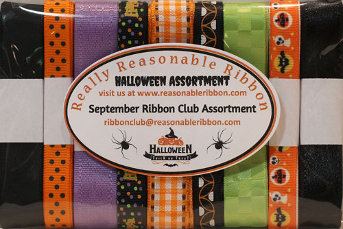 Really Reasonable Ribbon September Blog Hop!