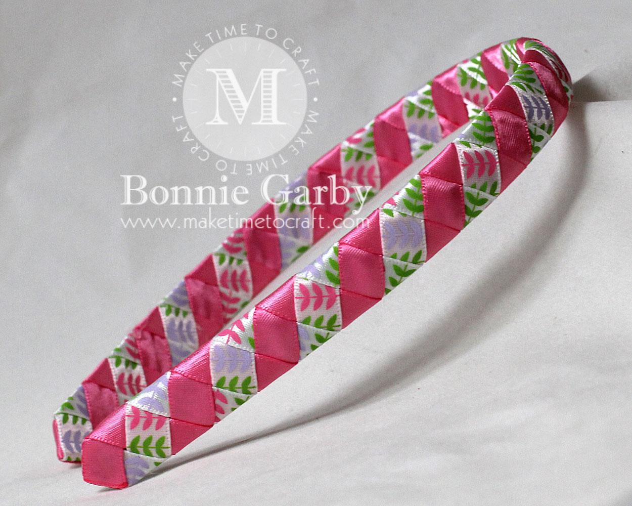 Woven Ribbon Headband